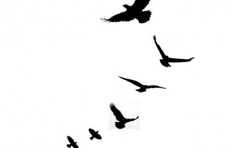 470x300 Simple Bird Tattoos Designs Tattoos Designs Ideas Cool Tattoos