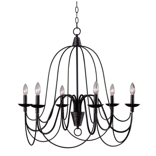 500x500 Early American Chandeliers From Bellacor