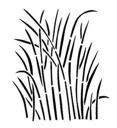236x257 Cattail Silhouette Silhouettes Silhouettes