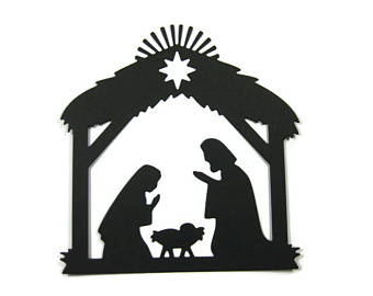 340x270 List Of Synonyms And Antonyms Of The Word Nativity Scene Silhouette