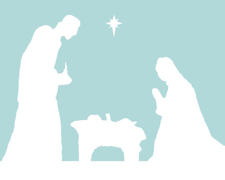 750x600 Saving Simple Free Nativity Scene Download