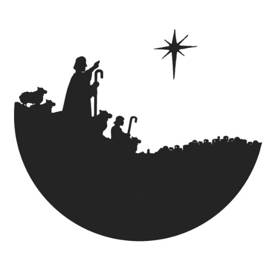 551x512 421 Best Christ Centered Christmas Tree Images
