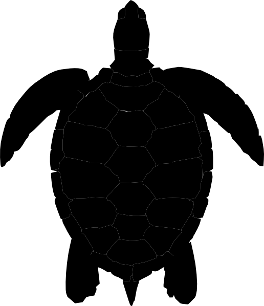 516x598 Simple Seahorse Silhouette Clipart Panda