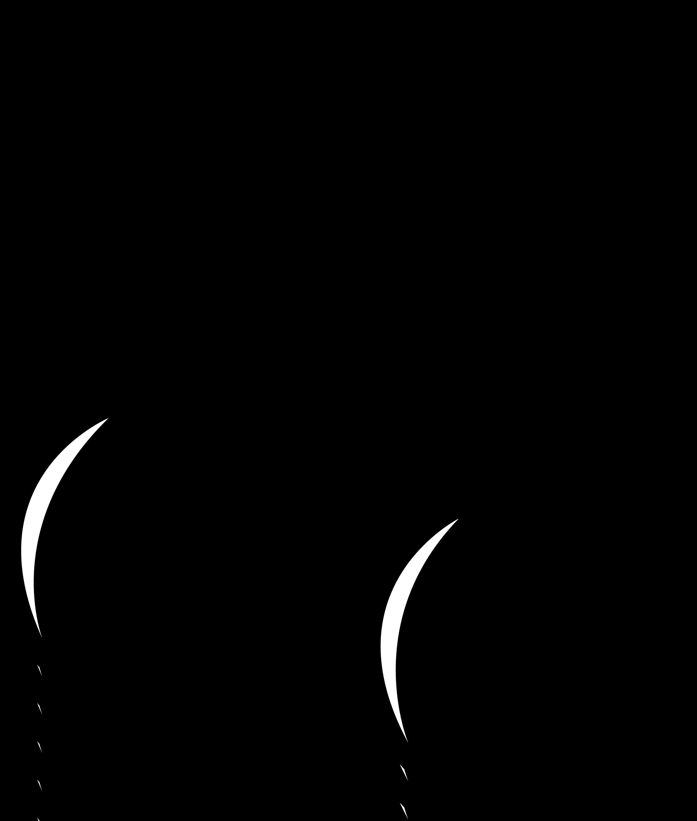2443x2875 Black Cherries Silhouette