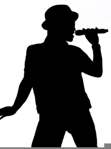 224x300 Pop Singer Silhouette Free Images