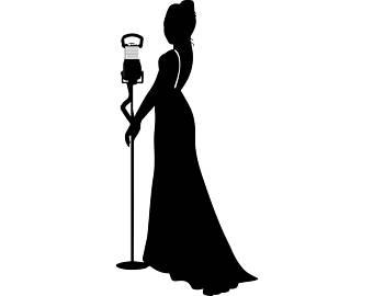 340x270 Karaoke Clipart Etsy