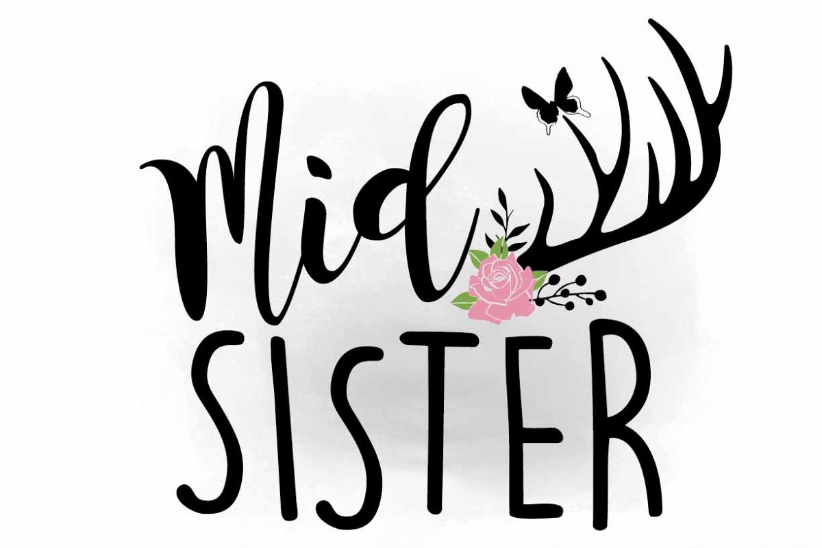 1200x800 Middle Sister svg clipart, Mid Sister S Design Bundles