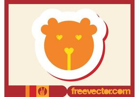 286x200 Bear Free Vector Art