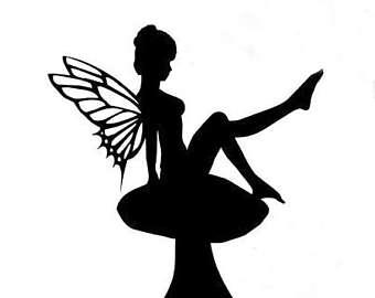 340x270 Fairy Sitting Etsy