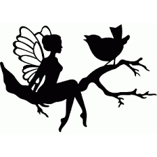 225x225 Image Result For Sitting Fairy Silhouette Stencils