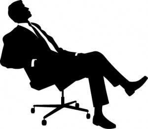 300x261 Gentleman Clipart Man Sitting Clip Art Silhouette
