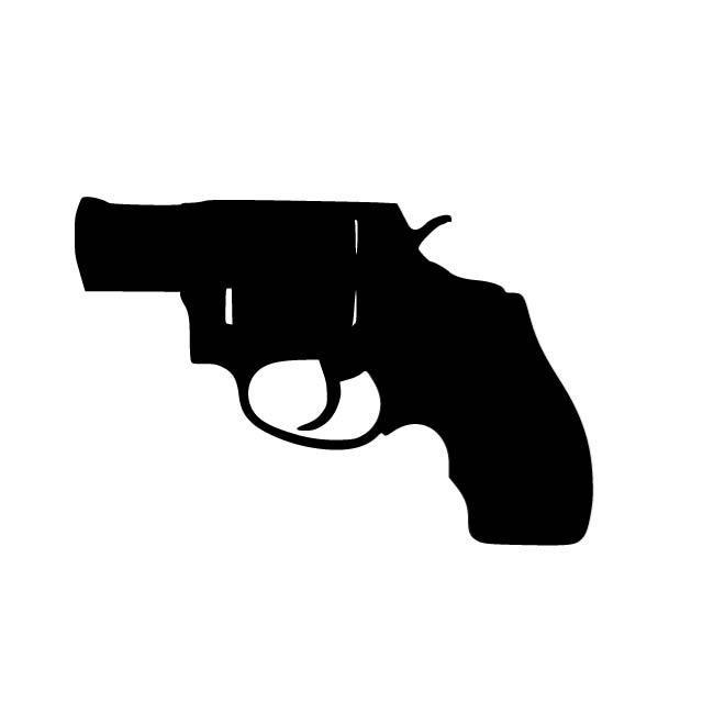 660x660 Free Pistol Vectors 58 Downloads Found