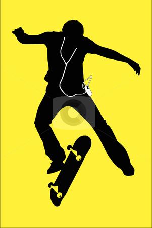 301x450 Skateboard Silhouette Clip Art