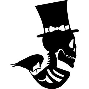 Skeleton Silhouette