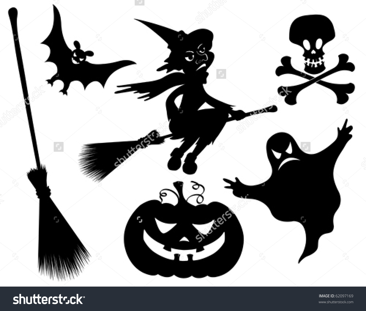 1500x1273 Witches Broom Silhouette Clipart