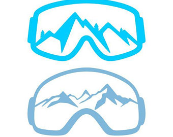 340x270 Skiing Svg Etsy