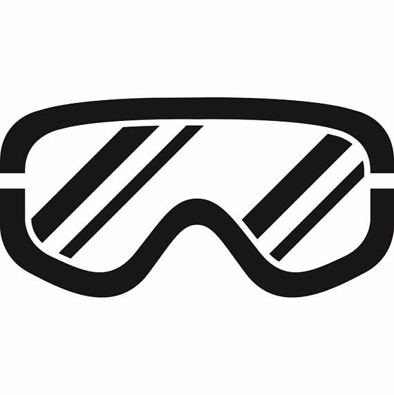 570x572 Snow Skiing Goggles