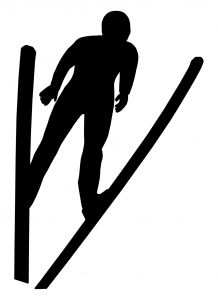 218x300 Skier Silhouette Vectors, Photos And Psd Files Free Download