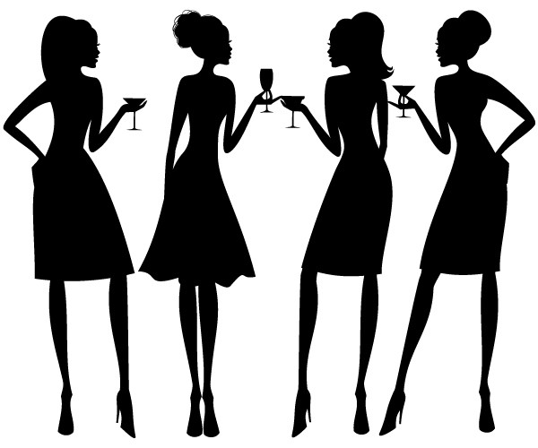 600x500 Skinny Black Dress Challenge Take Charge Wellness