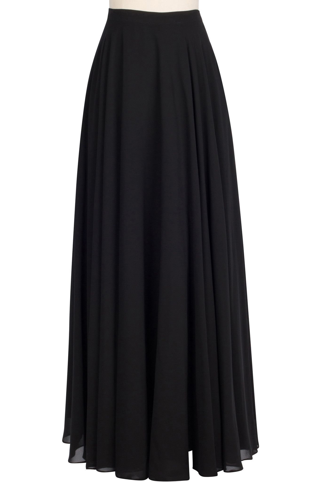 1365x2048 Feel Absolutely Beautiful In The Chiffon Circle Skirt! Its Fluid