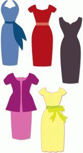 163x300 Full Skirt Retro Dresses Retro Dress, Full Skirts And Silhouette