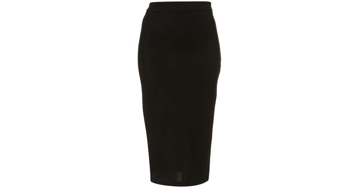 1200x630 Go Classic An Understated Black Pencil Skirt Silhouette Is