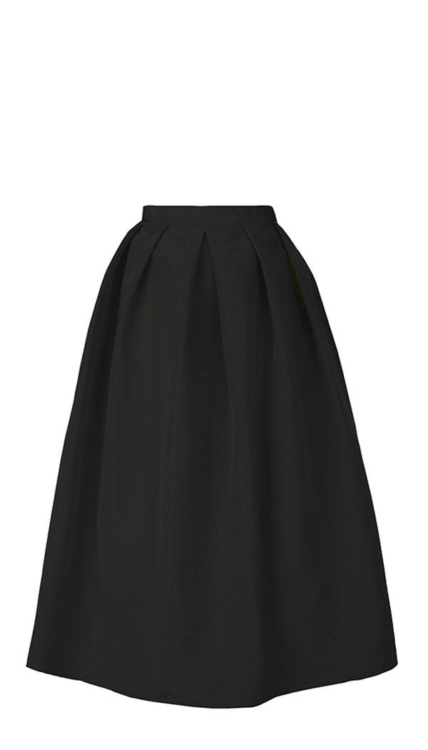 600x1050 Silk Faille Full Skirt Full Skirts, Stylish Clothes And Men'S