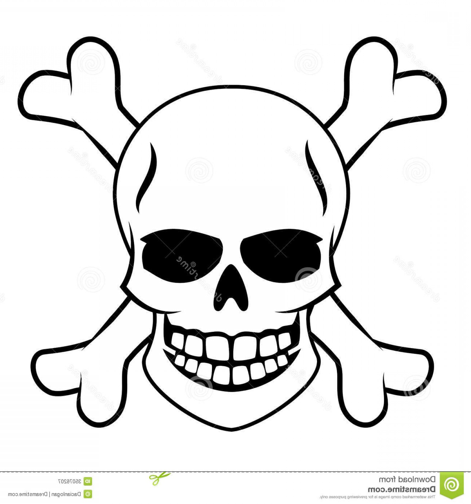 1560x1668 Royalty Free Stock Photography Skull Crossbones Vector