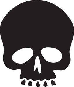 255x300 Free Skull Clipart Image 0071 1002 0615 1349 Acclaim Clipart