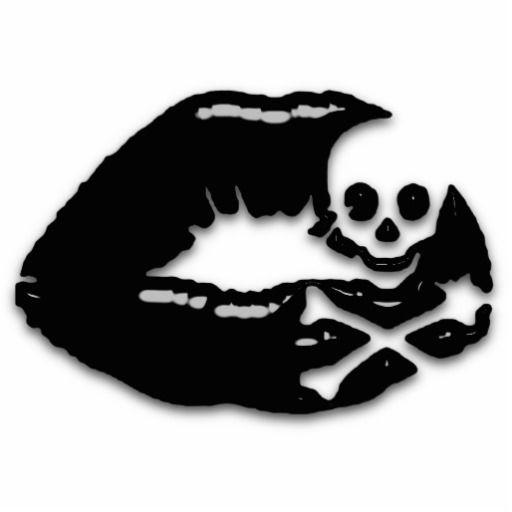 512x512 Skull Lips Photo Sculpture Tattoo, Lips And Tatting