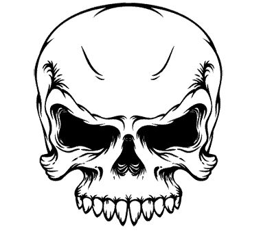 380x352 14 Best Vector Art Images On Painting Prints, Skulls