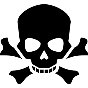 300x300 Skull And Crossbones Clipart, Cliparts Of Skull And Crossbones