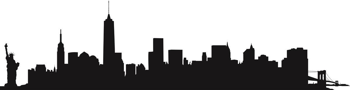new york silhouette