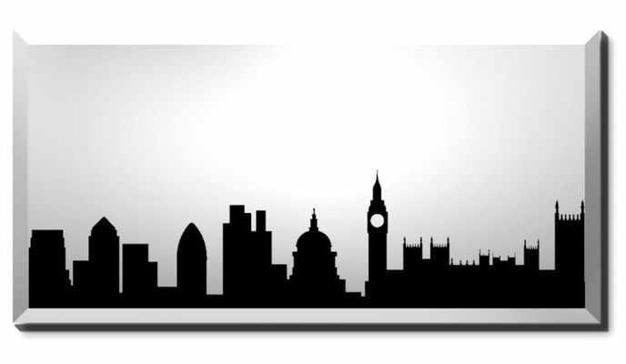 688x400 Skyline Clipart Victorian London