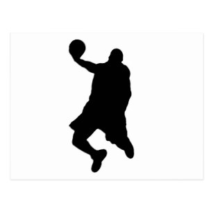 307x307 Silhouette Slam Dunk Gifts On Zazzle Nz