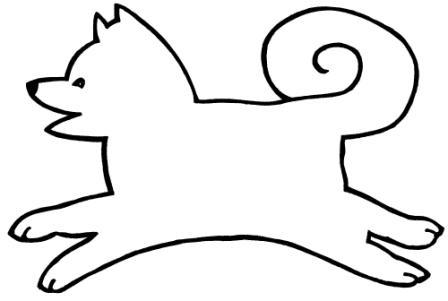 448x301 Sled Dog Drawing 2007 2016 Iditarod Teacher On The Trail Laura
