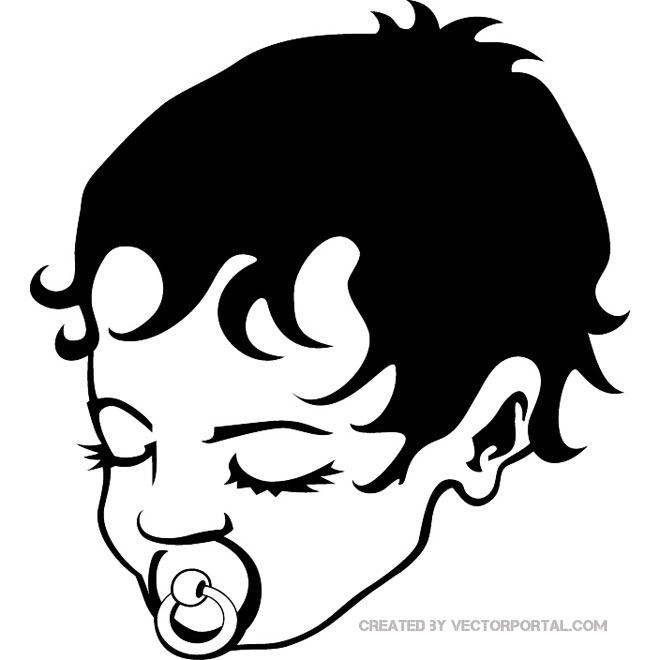 660x660 Mother Holding Baby Vector Image Free 123freevectors