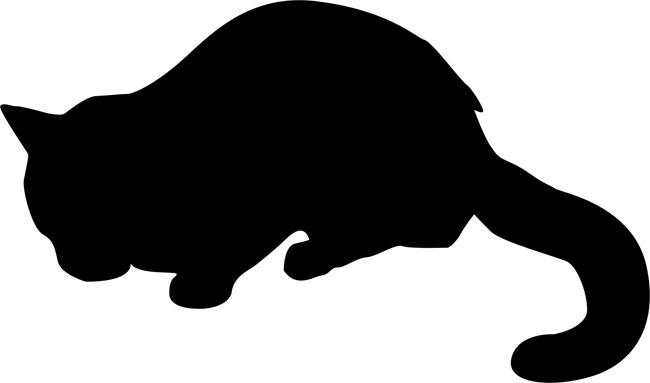 650x383 Sleeping Cat Stencils