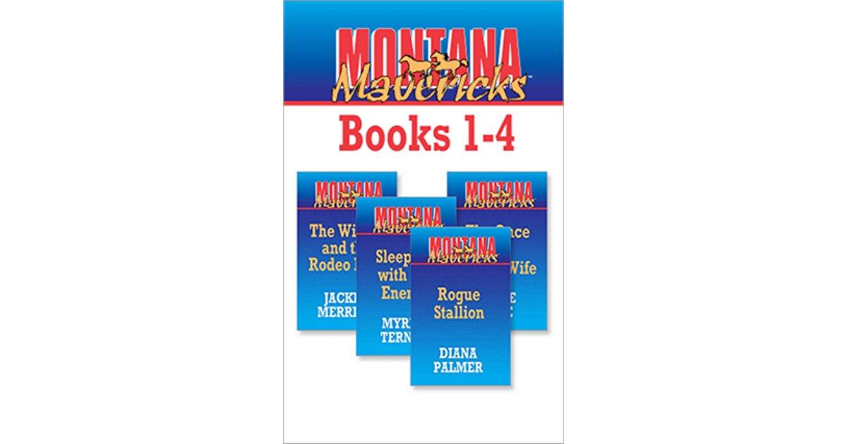 1200x630 Montana Mavericks, Books 1 4 By Diana Palmer