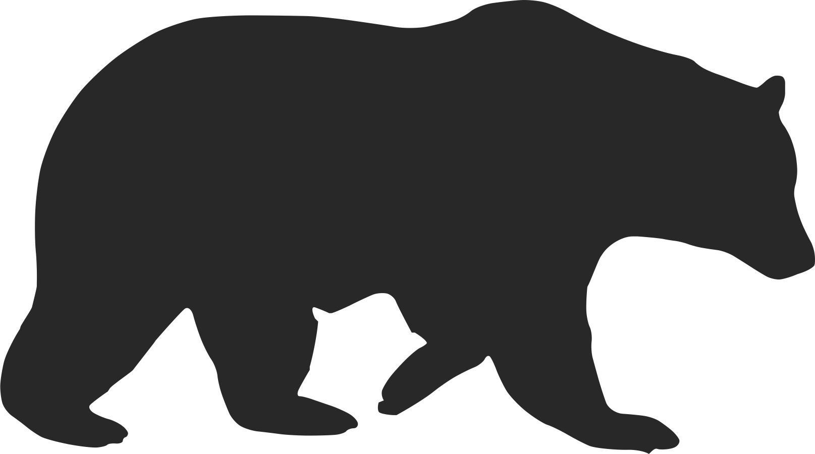 1615x900 Sloth Bear Clipart