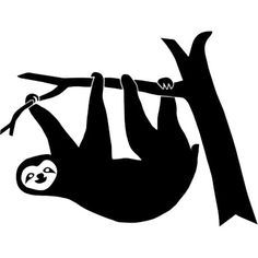 236x236 Clipart Sloths