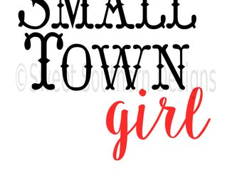 340x270 Small Town Svg Etsy