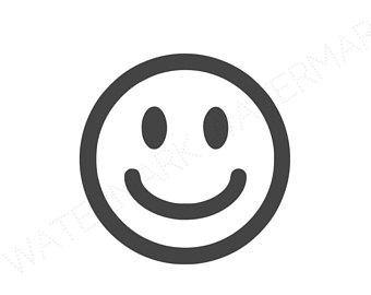 340x270 Smiley Svg Etsy