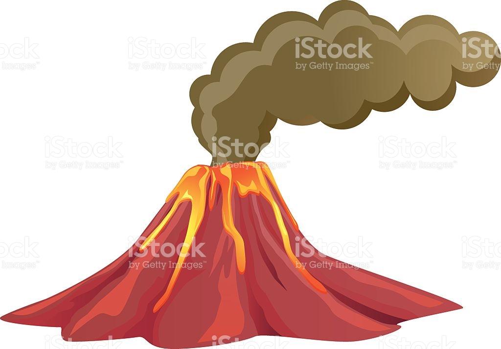 1024x712 Smoke Clipart Lava Flow