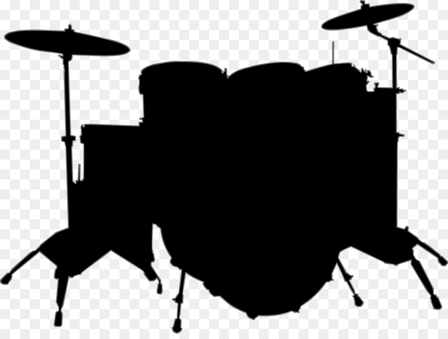 900x680 Drums Musical Instruments Silhouette