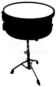 194x300 Snare Drum Stock Vectors