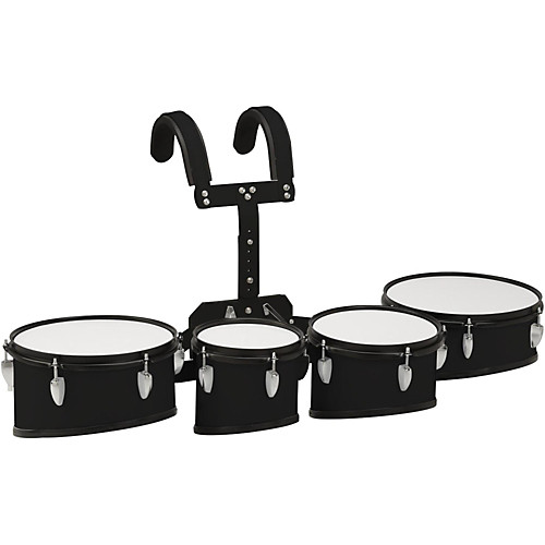 500x500 Sound Percussion Labs Marching Tenor Drum With Carrier 8.,10