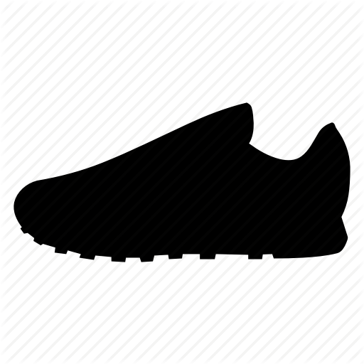 Sneaker Silhouette At Getdrawings Com Free For Personal