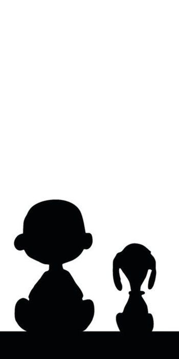 Snoopy Silhouette