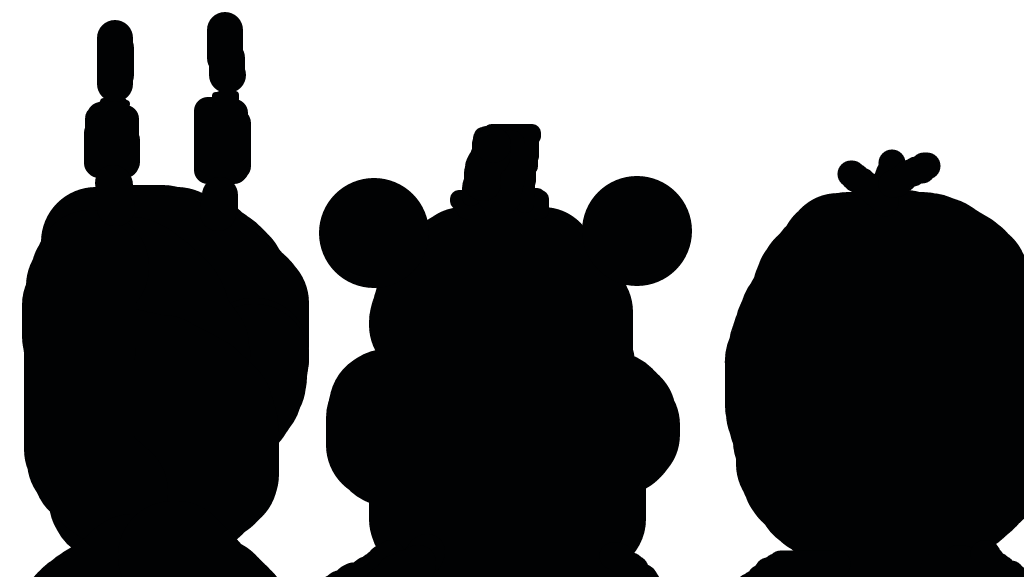 1024x577 Silhouette Animatronics By Snoopyfan2016